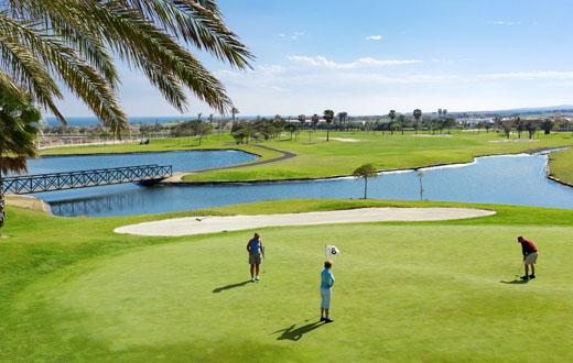 El campo   Fuerteventura Golf Club